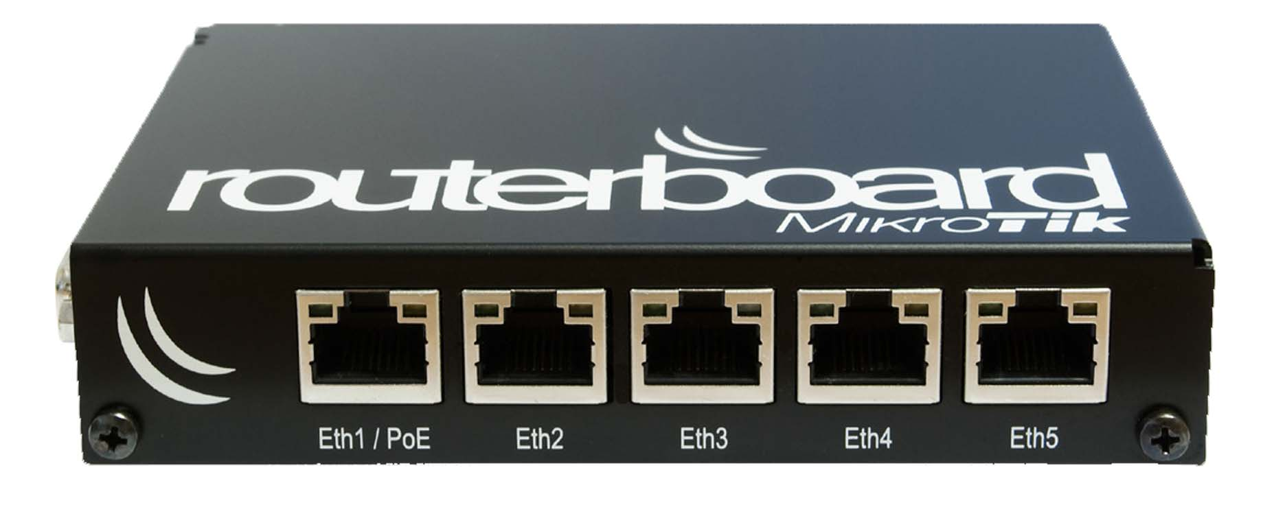 Version 18 OpenWrt Installation on the Mikrotik RB493G – Alduras
