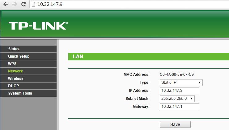 Guest WiFi Network – Part 3 – Set Up the TPLink TL-WA801N Access